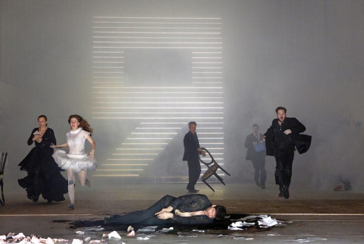 Die Dämonen (R: Sascha Hawemann)