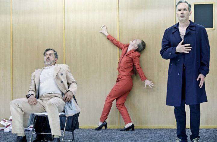 Die Simulanten (R: Claudia Bauer)